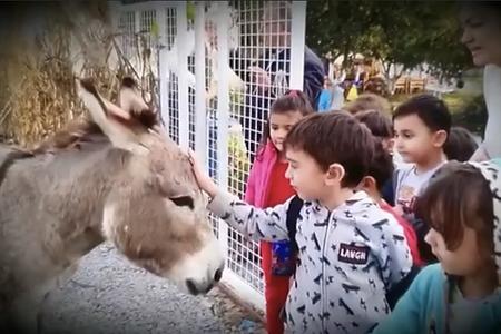 AKD Kids Çocuk Köyü - havan sevgisi
