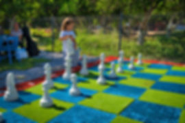 AKD Kids Çocuk Köyü - satranç