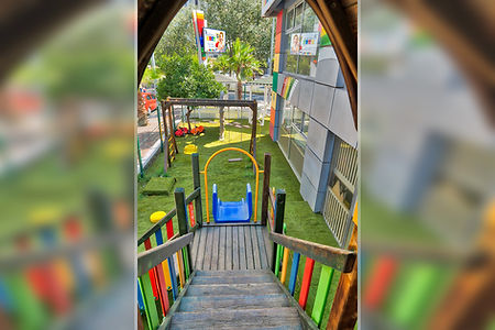 Oyun parkı - AKD Kids Kreş