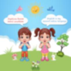 Çift dille eğitim - AKD Kids Kırcami Kreş