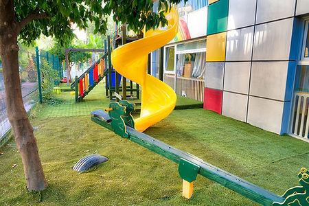 Oyun parkı - AkdKids Kreş