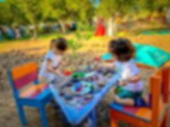 AKD Kids Çocuk Köyü - boyama etkinliği