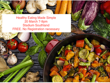 Eating healthy made unbelievably simple!