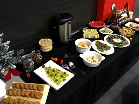 Menu, recipes and more from our last event!