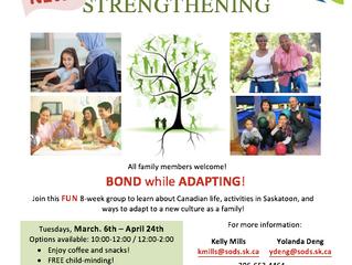 Family Strengthening.