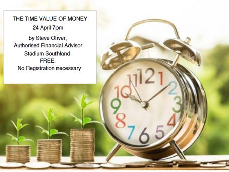 Financial Success Overview. FREE. 24 April 7pm