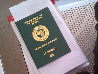 2nd - Nigerian Passport Intervention By  NCAS!!!