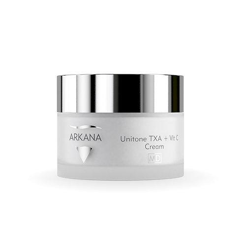 Unitone TXA + Vit C Cream 50ml