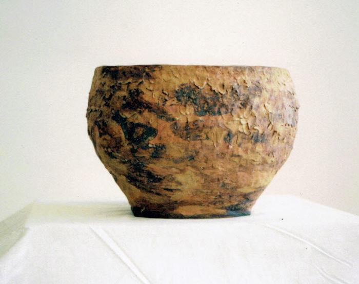 Vase rutile