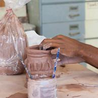 Ceramics Studio Photo by Sarah Nesbitt1.
