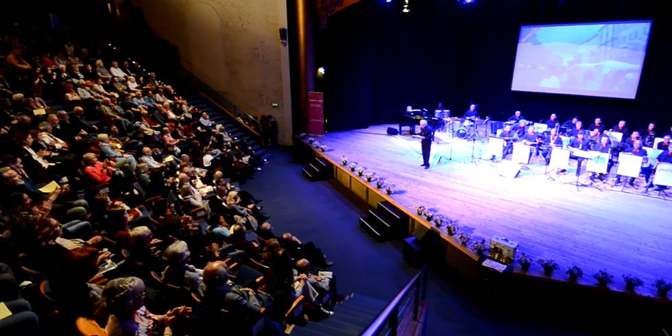 Concerto JazzSet Orchesta, Teatro Bibiena - Mantova