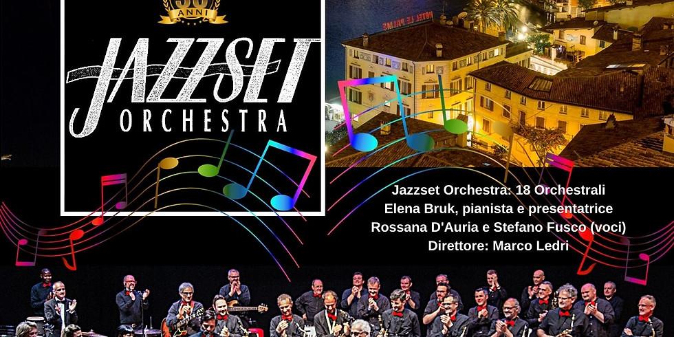 Jazzset Orchestra in concerto a Limone sul Garda (BS)