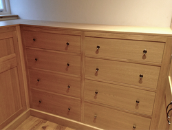 OAK DRAWERS