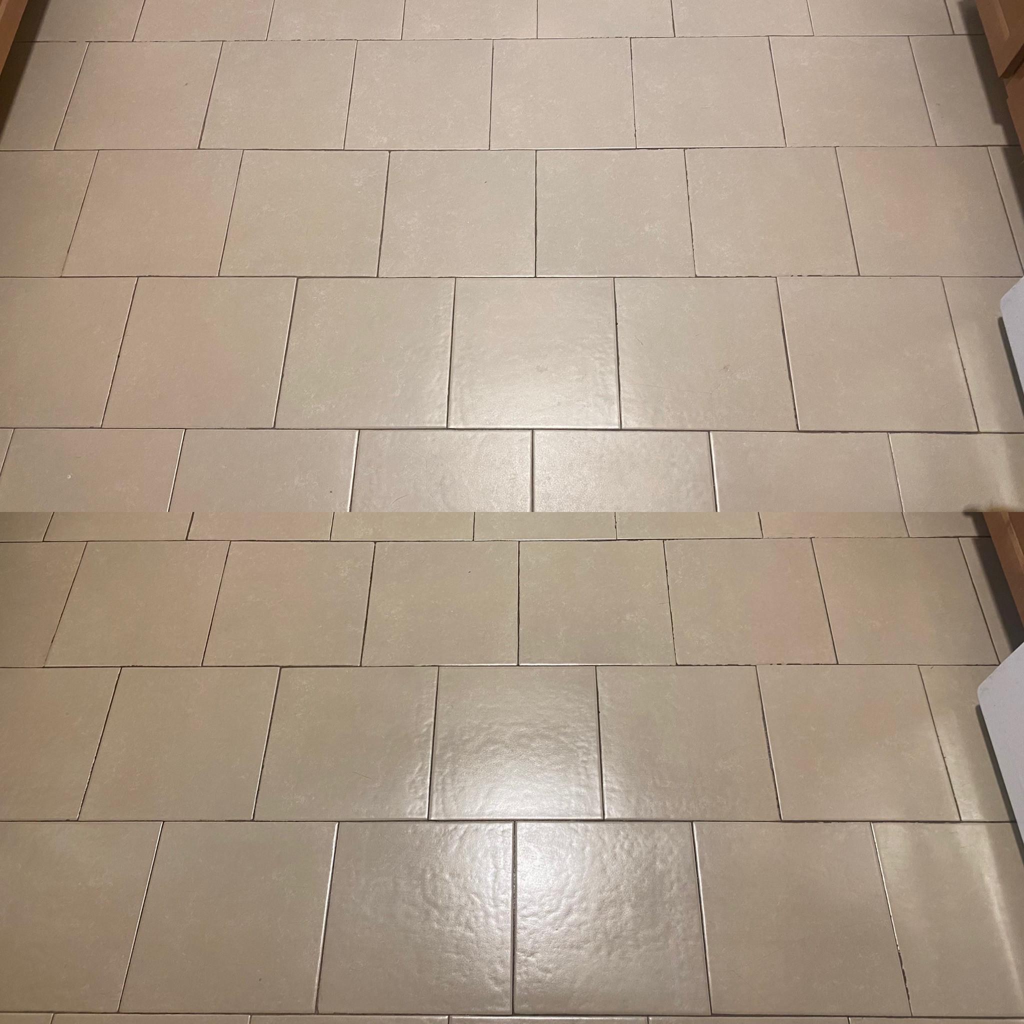 Floor Wax & Sealer