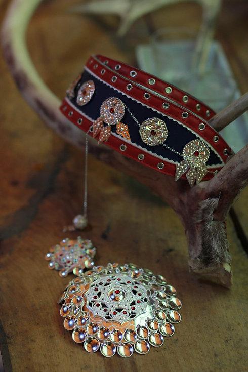 Sámi silver by Irina Bileanchi