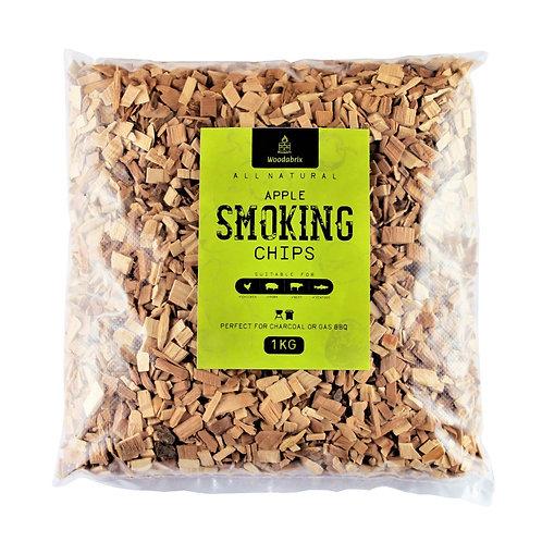 Woodabrix Natural Smoking Chips - Apple