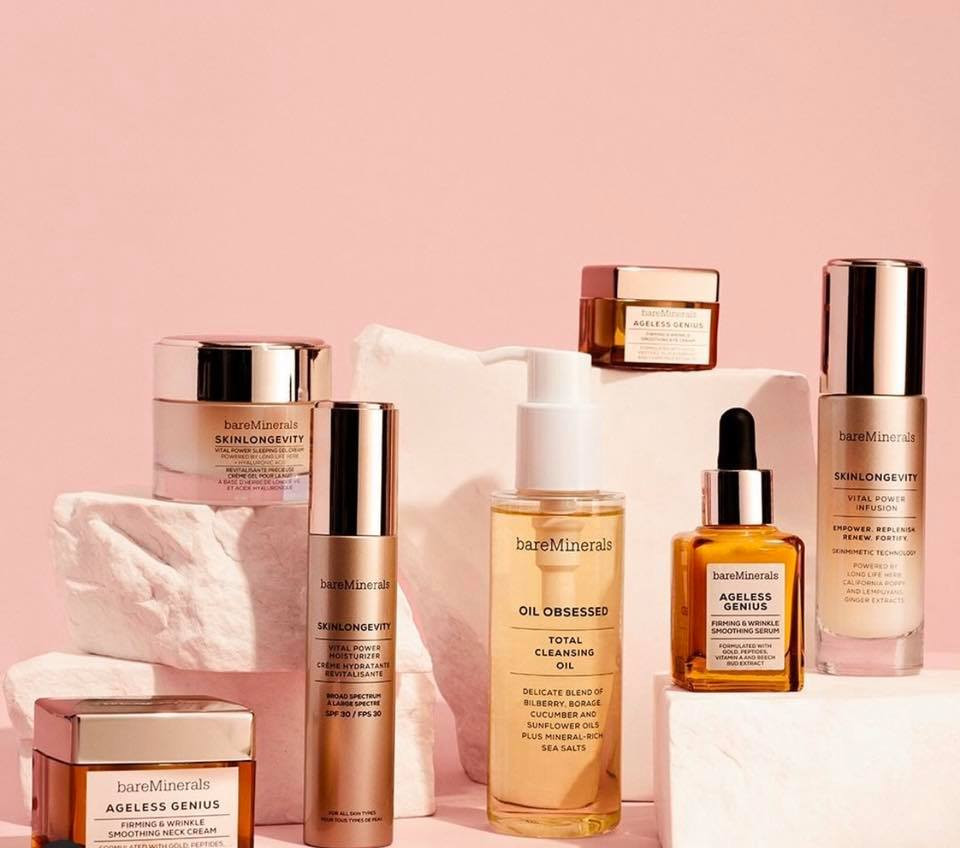 bareMinerals face care