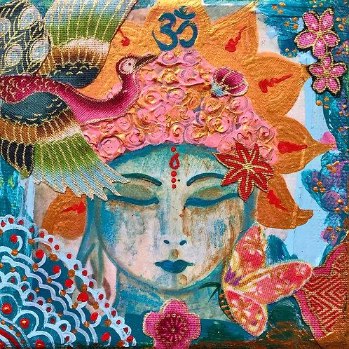 Peacock Buddha