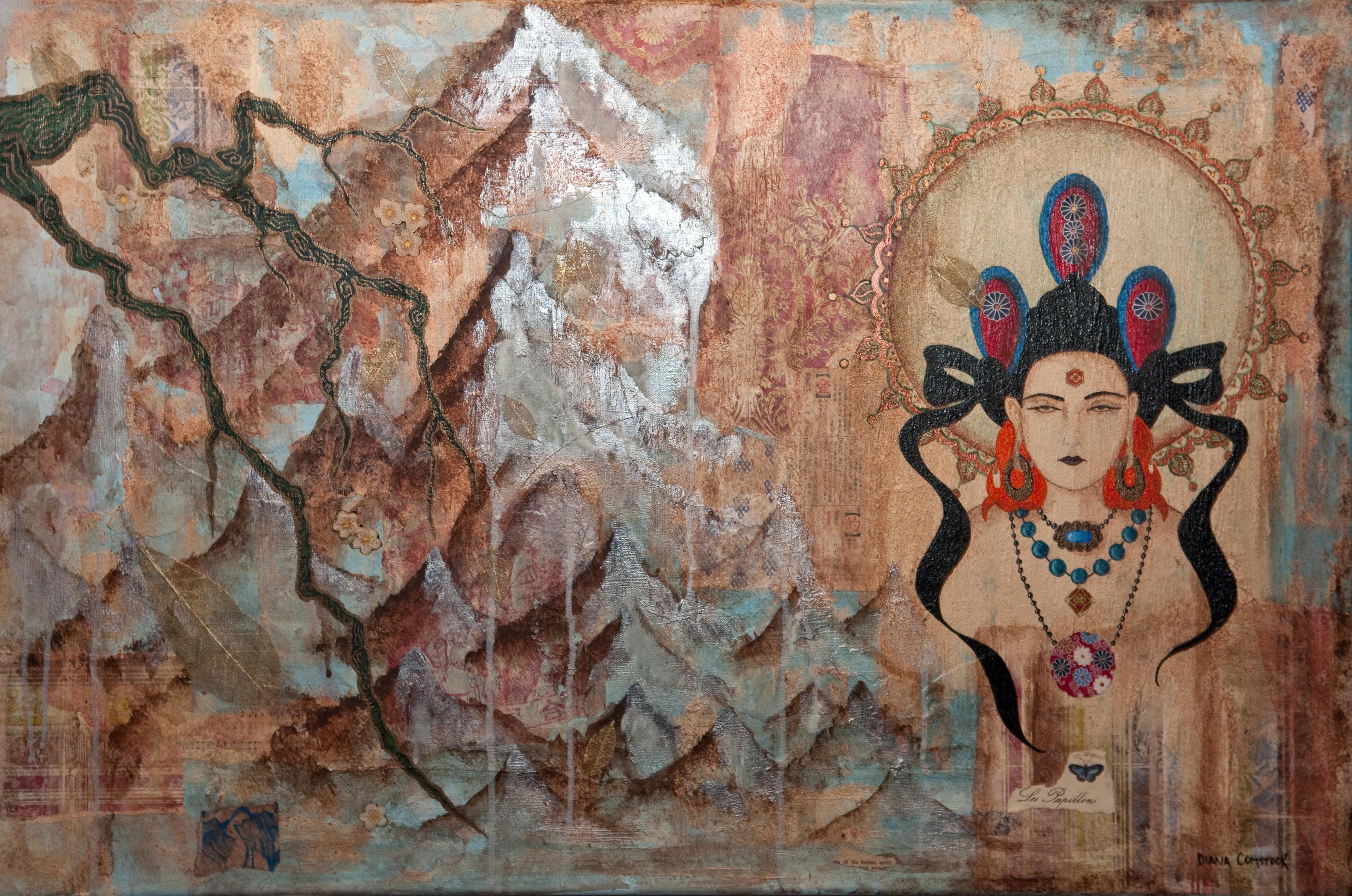 Tibetan Queen