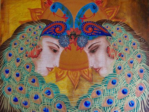 Peacock Sisters