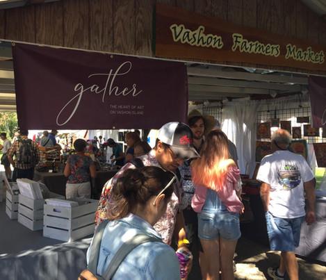 Gather Gallery, Vashon, WA