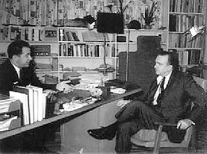 Bernard Fall, Walter Kronkite