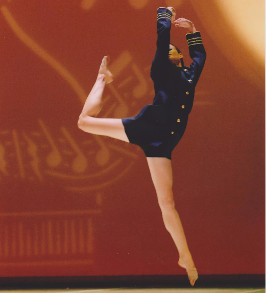 STORY OF DANCE 2015 SARAH PAGES