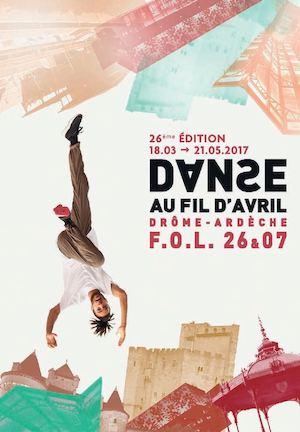 Danse au Fil d'Avril 2017