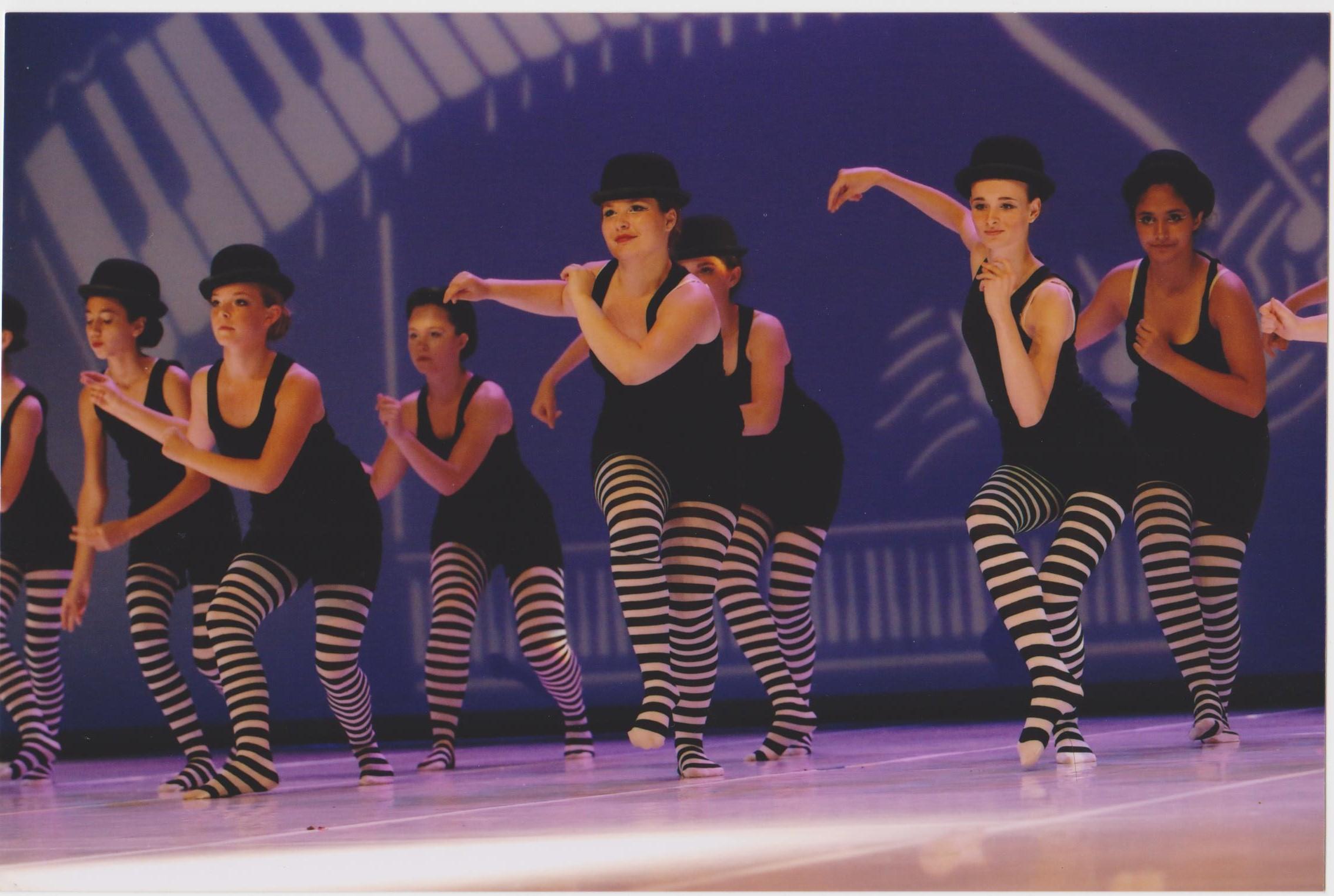 STORY OF DANCE 2015 AVANCES JAZZ