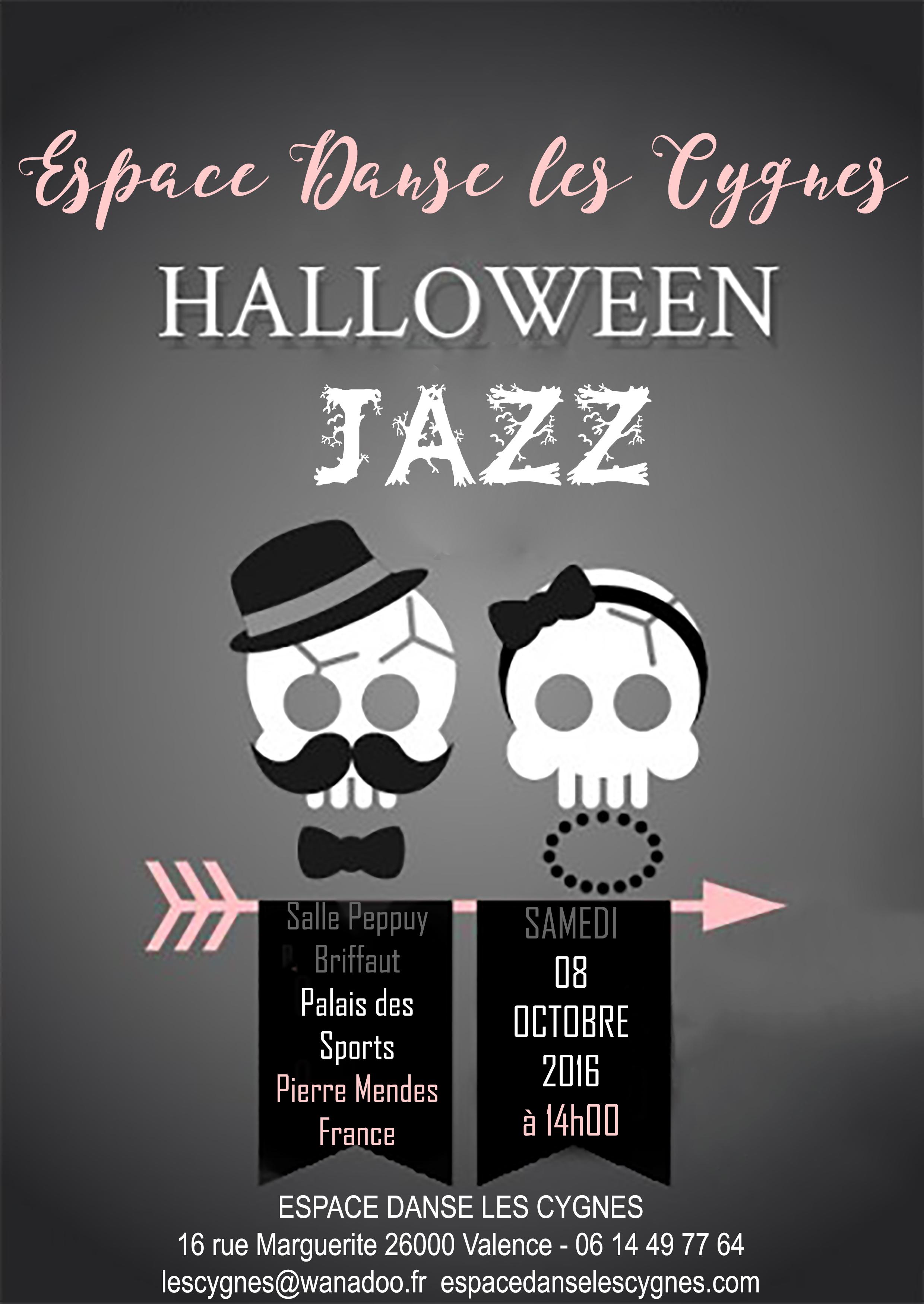 halloween en danse jazz