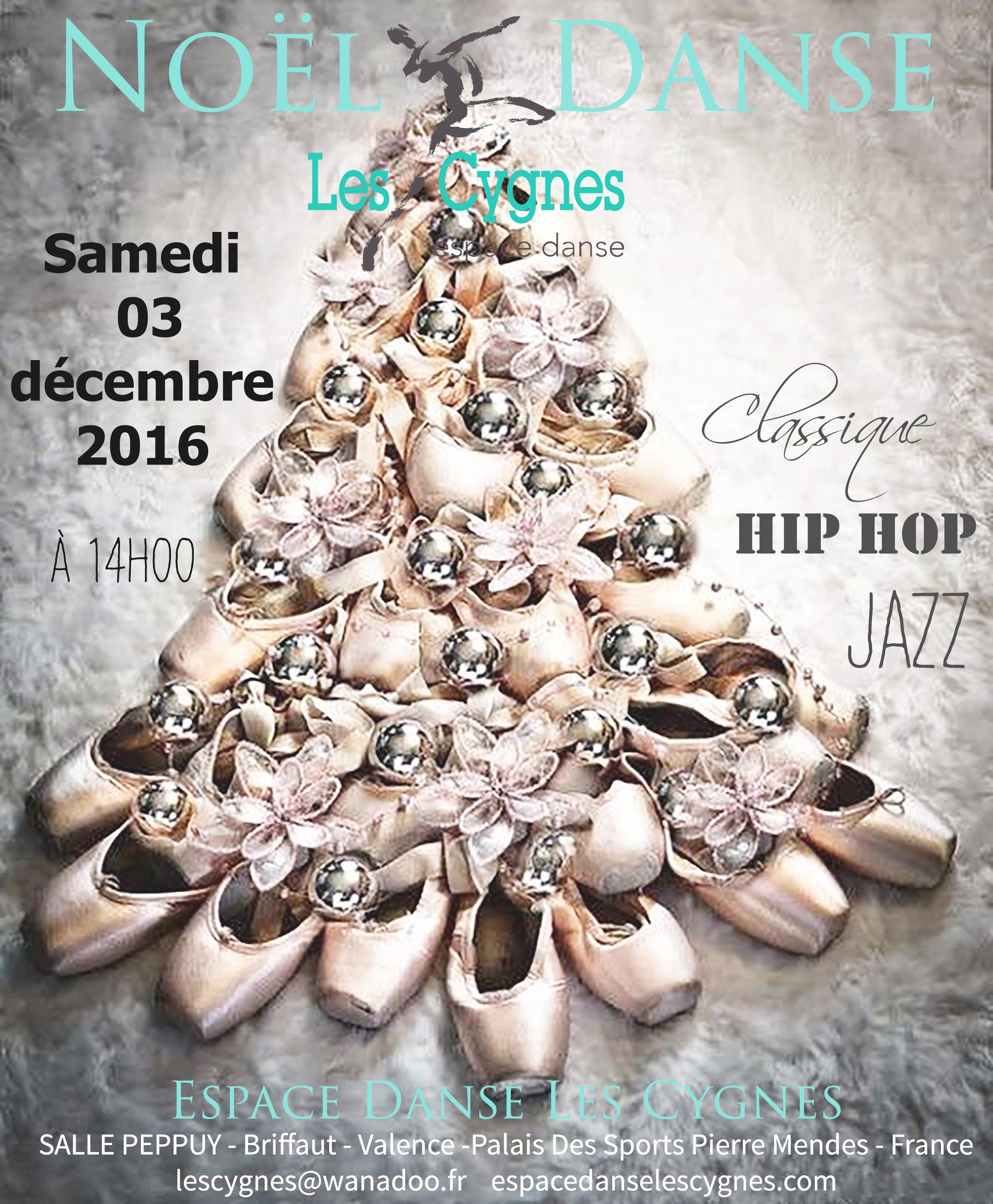 Noël en Danse 2016