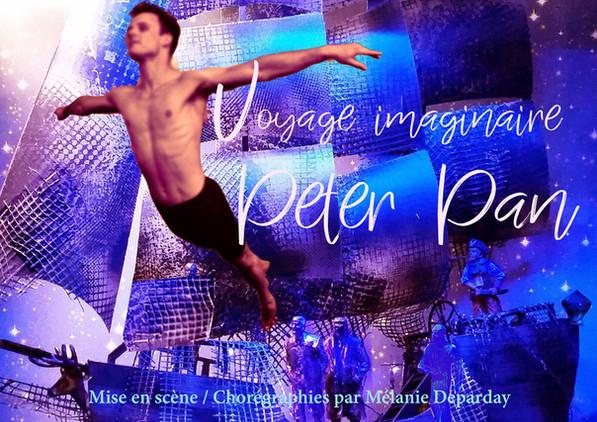Voyage imaginaire de Peter pan 2018 partie jazz