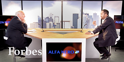 Vidéo de Tsiry RAMANIRAKA sur Forbes TV avec Jean-Marc SYLVESTRE