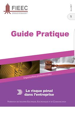 Guide pratique responsabilité pénale des chefs d'entreprises, David Marai, avocat, droit pénal des affaires, droit pénal du travai