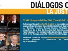 Diálogos con la justicia