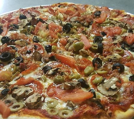 Primo's Fresh Pizza