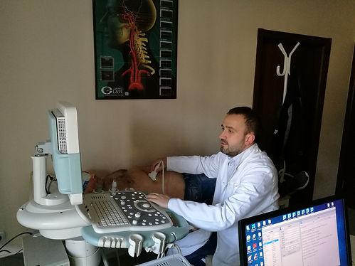 Kolor doppler renalnih arterija, Poliklinika Semiz, Prijedor
