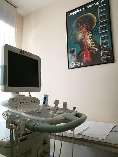 Poliklinika Semiz, ultrazvuk