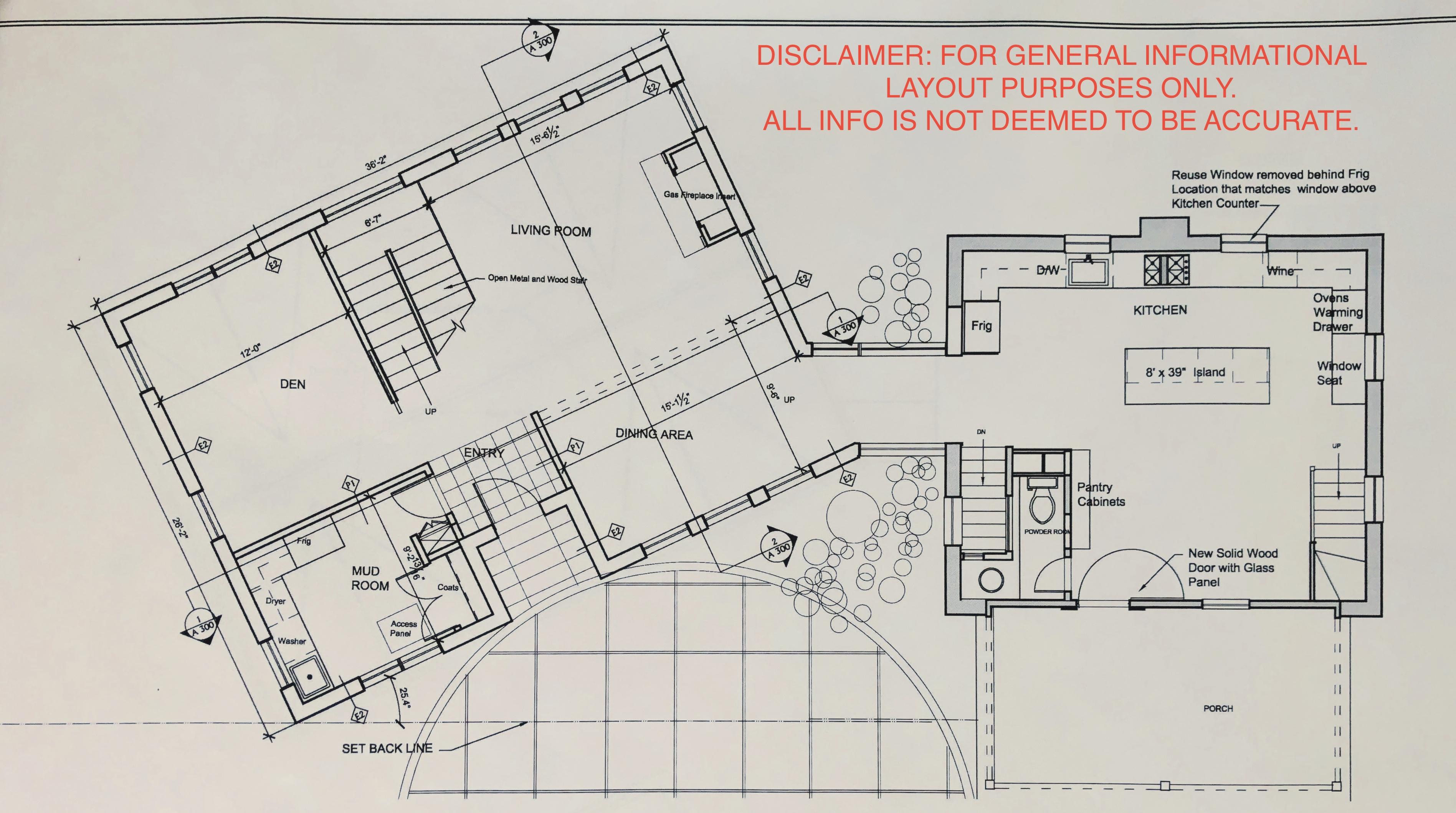 conceptual floorplan layout