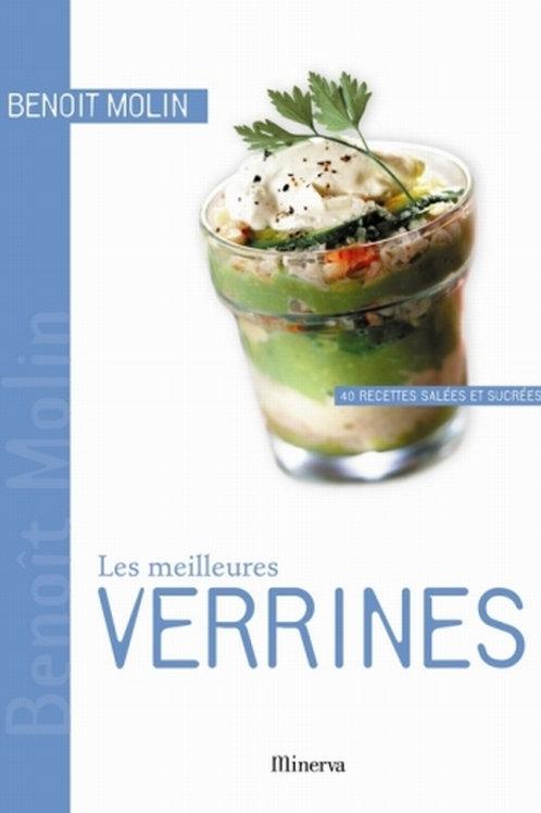 Les Meilleures Verrines : 40 recettes sucrées et salées