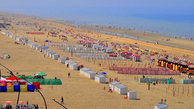 la panne-belgique -plage