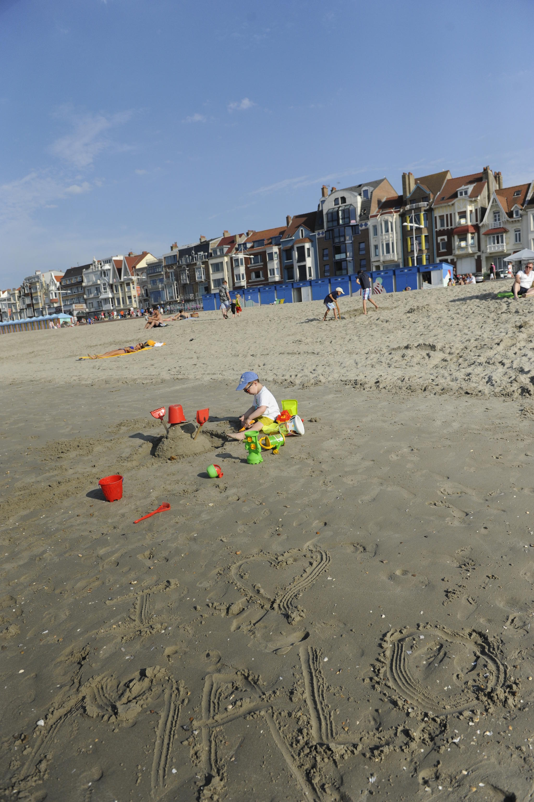 MER DUNKERQUE malo les bains plage