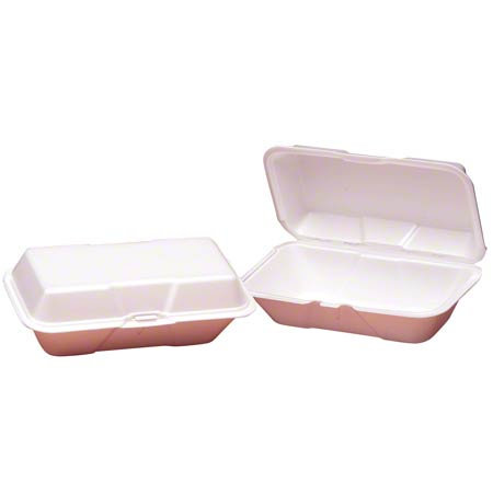 Large Hoagie/Utility Container - White