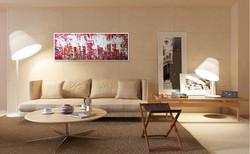 living room w belo horizonte