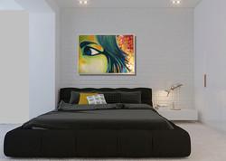 modern-minimalist-bedroom-selfportrait