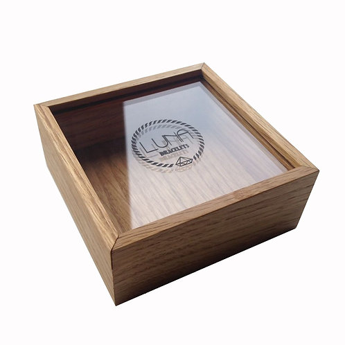 Деревянная коробочка