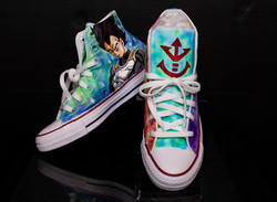 Custom Painted Converse