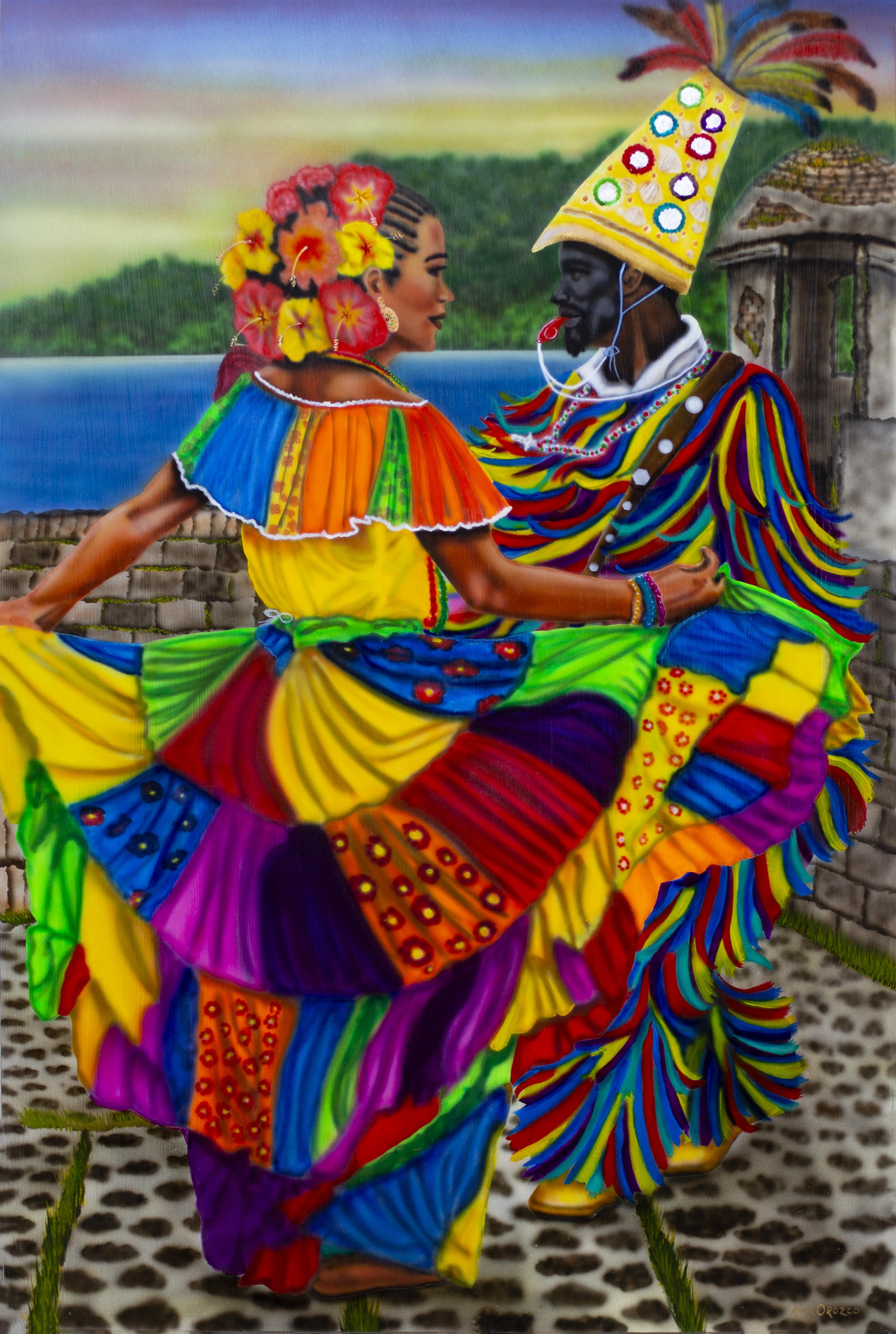 Congo en Portobelo
