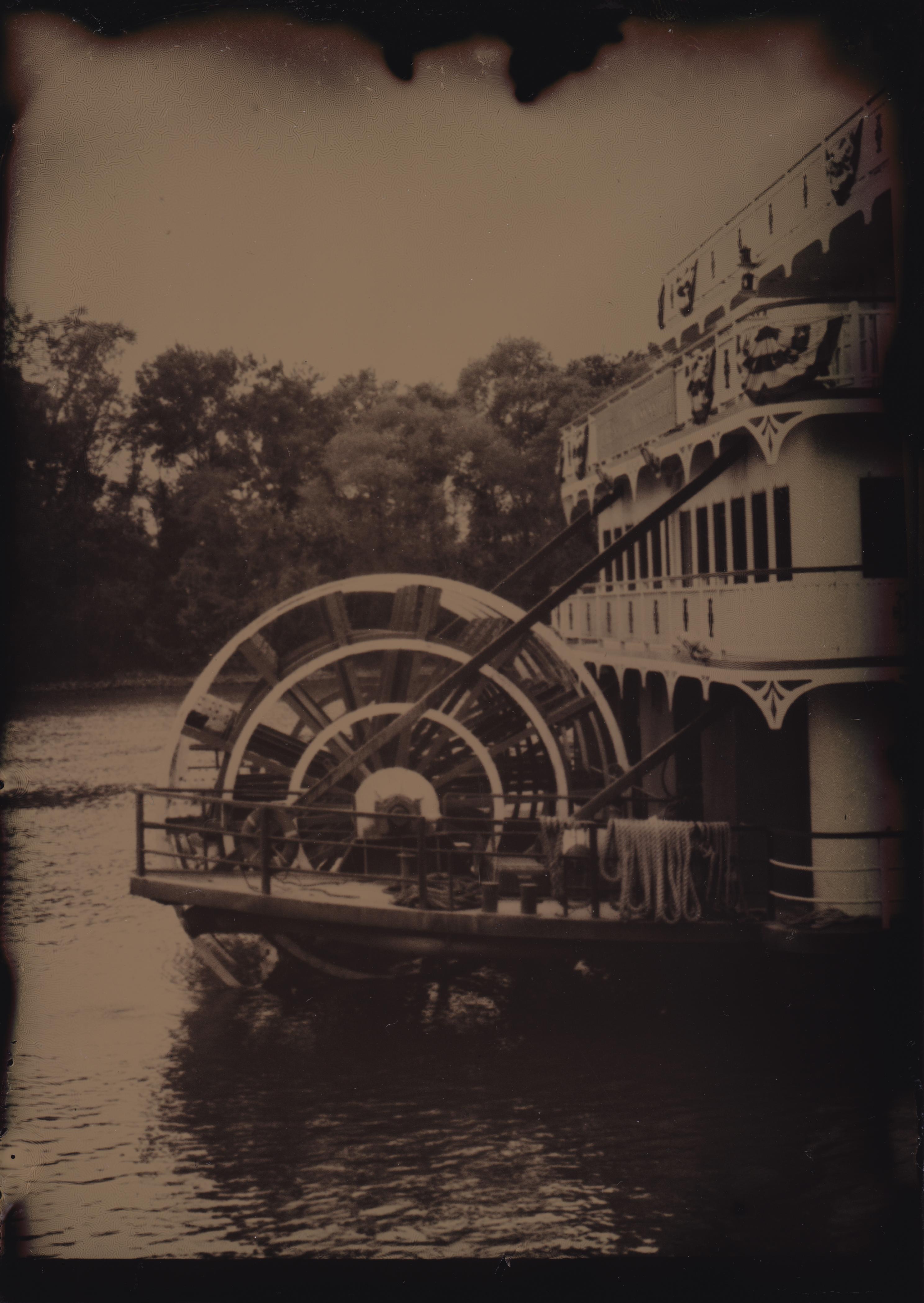 Cumberland Steamboat
