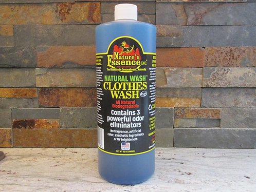 Natural Wash Clothes - 32 oz